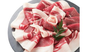 【ふるさと納税】臭みなし!旨みあり!猪肉スライス 500g