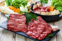 【ふるさと納税】おおいた豊後牛「頂」おまかせすき焼きセット
