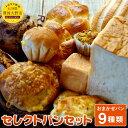 【ふるさと納税】お山のキッチンウスダ セレクトパンセット おまかせパン9種類 詰め合わせ 数量限定 ...