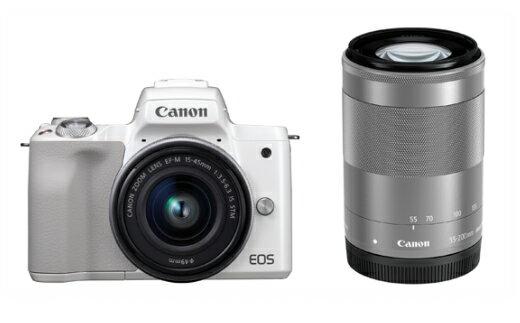 デジタルカメラ, ミラーレス一眼カメラ (EOS Kiss M)