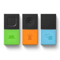 """【ふるさと納税】IoTブロック """"MESH"""" スターターセット(ボタン・LED・動き 3種)【1101447】"""