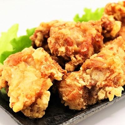 【大分名物】若鶏の唐揚げ(塩・醤油)合計3kg【1104202】