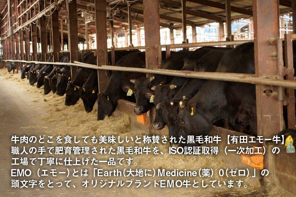 【ふるさと納税】有田牧場直送(牛肉の定期便) 6ヶ月コース