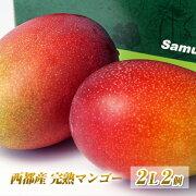 西都産ポット栽培完熟マンゴー
