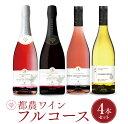【ふるさと納税】都農ワイン《フルコース4本セット》