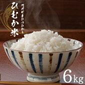 【ふるさと納税】N-1ひむか米ひのひかり6kg