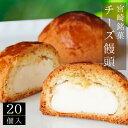 【ふるさと納税】H-2 宮崎名物チーズ饅頭