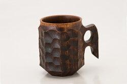 【ふるさと納税】【Akihiro Wood Works】ジンカップ漆(2L) 画像1