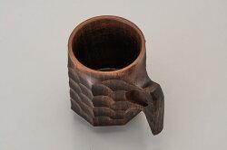 【ふるさと納税】【Akihiro Wood Works】ジンカップ漆(2L) 画像2