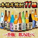 【ふるさと納税】種子島の焼酎11酒とおつまみ・お菓子セット一升瓶