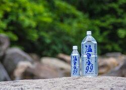 【ふるさと納税】飲む温泉水/温泉水99(1.9L×12本) 画像2
