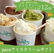 【ふるさと納税】pace アイスクリームギフト 【内ファーム ジェラート工房pace】