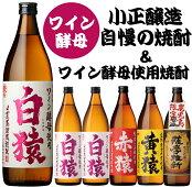 【ふるさと納税】焼酎5合飲み比べセット