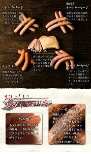 【ふるさと納税】幻の豚トロハム&ソーセージセット