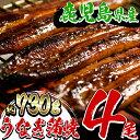 【ふるさと納税】鹿児島県産のうなぎ蒲焼きをたっぷり合計約56...
