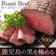 【ふるさと納税】鹿児島産黒毛和牛ローストビーフ B-059