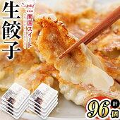【ふるさと納税】完熟豚南国スイート生餃子(120個)【カミチク】a0-123
