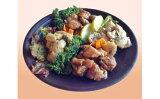 希少部位「肩肉」使用鶏肉の柔らかい炭火焼き「こんがりコロコロ焼き」4種セット