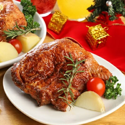 【ふるさと納税】【期間限定】クリスマスに!焼肉屋さんのローストチキンレッグ | 鶏肉 お肉 特産品 加工品 ご当地 オススメ 取り寄せ お取り寄せグルメ うまい 鶏 肉 鹿児島 九州 食材 送料無料 グルメ 食べて応援