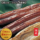 【ふるさと納税】横山桂一さんのS級鰻 蒲焼き2尾・白焼き2尾