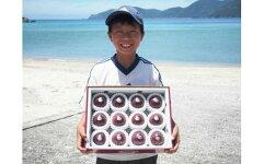 【ふるさと納税】O-7加計呂麻島産パッション(厳選12玉化粧箱入り3箱)カケロマパッショングループ