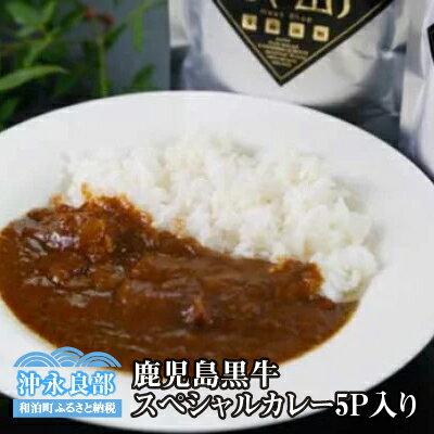 鹿児島黒牛 スペシャルカレー5P入り