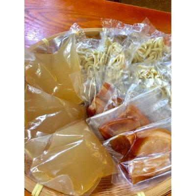 【ふるさと納税】【極上】沖縄そば老舗店「そば処きくや」三枚肉そばセット(3食)