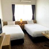 EI-3ホテルエメラルドアイル石垣島宿泊券ツインベット2名様(無料朝食付)