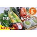 【ふるさと納税】【定期便】6回お届け!沖縄産の野菜・フルーツ
