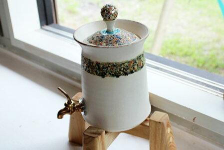 陶器サーバー