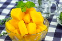 【ふるさと納税】沖縄県産マンゴー!樹上完熟させて摘み取った冷...
