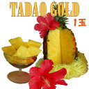 【ふるさと納税】【匠の味!】TADAO GOLD1玉(約2k