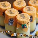 【ふるさと納税】〜Caf'e帆風の濃厚かぼちゃプリン〜