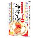 【ふるさと納税】沖縄そば 4食入り(生めん)× 3セット