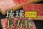 【ふるさと納税】【琉球長寿豚】食べ比べセット大3kg
