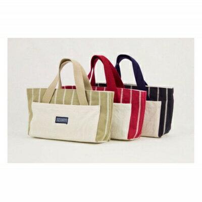 「琉球帆布」 バッグインバッグ