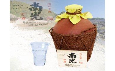 琉球泡盛 南光44度 一升壺古酒
