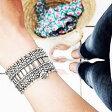 【ご予約再スタート!】★楽天ランキング1位!即完売!超人気モデル★【PHILIPPE AUDIBERT/フィリップオーディベール】Verona metal cuff silver colorレディース バングル ブレスレット シルバー シンプル おしゃれ ブランド 幅広 大振り 限定 モデル