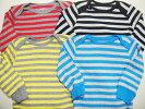 【あす楽】【新品】カーターズ(Carter's)ボディスーツ・ロンパース(長袖)インナーに最適!新生児・ベビー用・肌着バラ売り(単品)KNC-346
