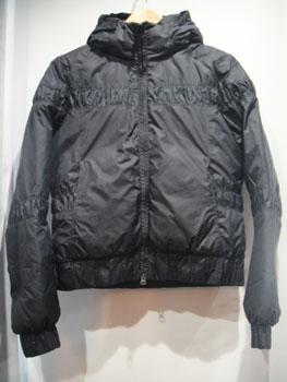 【中古】【あす楽】 ナイキ NIKE フード付きダウンジャケット ☆サイズ:XS☆ RM-929