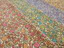 40スムース 小花柄プリント