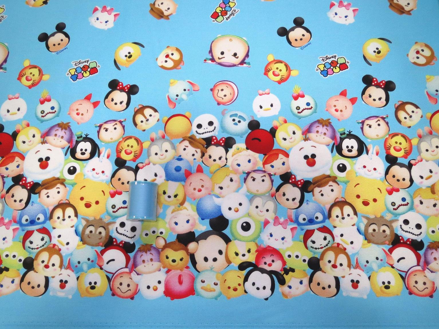 Coloring Pages Of Disney Tsum Tsum