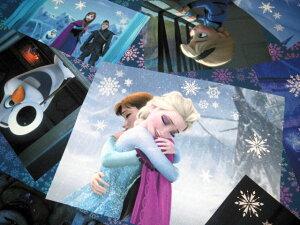 映画が大ヒットのアナと雪の女王の布です☆手作り・ハンドメイド応援します!レシピ・型紙も販売...