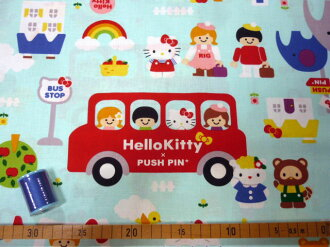 01▲大約1m95cm hagire HelloKitty×PUSH PIN basuburushichingu