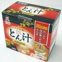 【在庫限り】【COSTCO】コストコ 【宮坂醸造】 神州一味噌 コクが自慢のとん汁 1180g(59g×20食入り) 豚汁【送料無料】