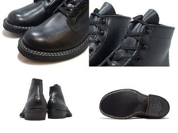 ホワイツ セミドレス ホワイツブーツ White's Boots SEMI DRESS 2332W05 ブラックカウハイド アメリカ製 ワークブーツ メンズ ブーツ men's boots【送料無料!】