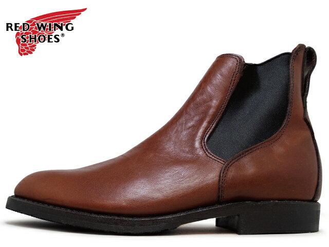 レッドウィング REDWING RW 9078 Mil-1 Congress Boots ミルワン コングレス ブーツ サイドゴア TEAK チーク フェザーストーン 正規取扱品 【送料無料!】【ケア用品プレゼント!】【あす楽対応】:スニーカー サンダル Face to Face