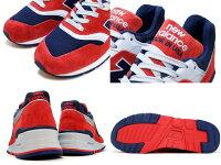ニューバランス997newbalanceメンズM997CSIYレッド/ネイビーmadeninUSAmen'ssneakerメンズスニーカー【送料無料!】
