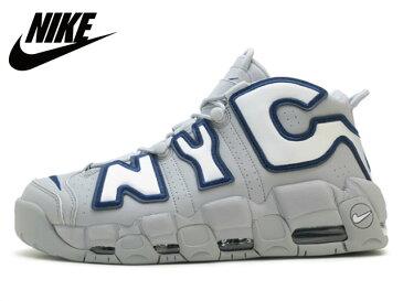 ナイキ NIKE エア モア アップテンポ QS NIKE AIR MORE UPTEMPO QS NEW YORK CITY AJ3137-001 スニーカー sneaker【送料無料】