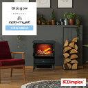 【あす楽】 ファンヒーター 電気 Dimplex(ディンプレックス) 暖炉型ファ